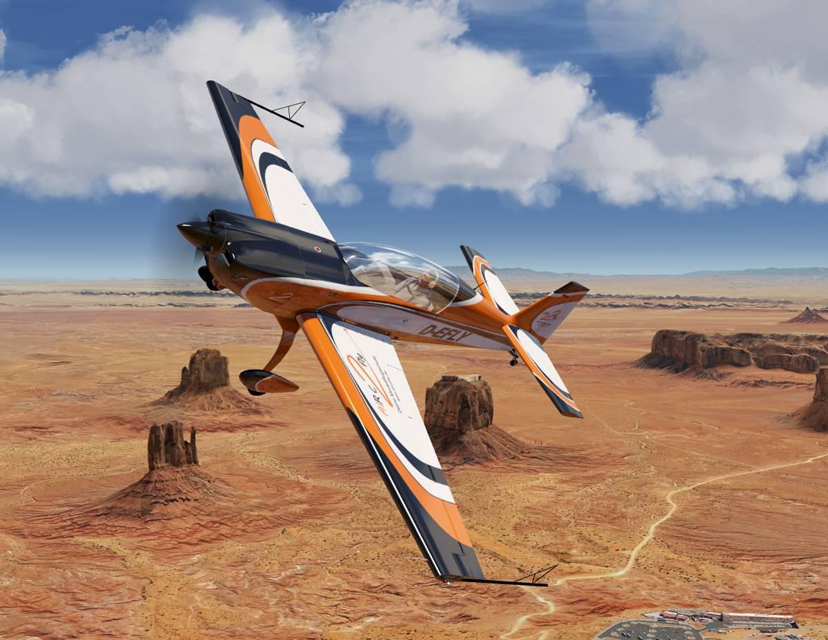 Aerofly 2 ¿un simulador de vuelo con potencial?