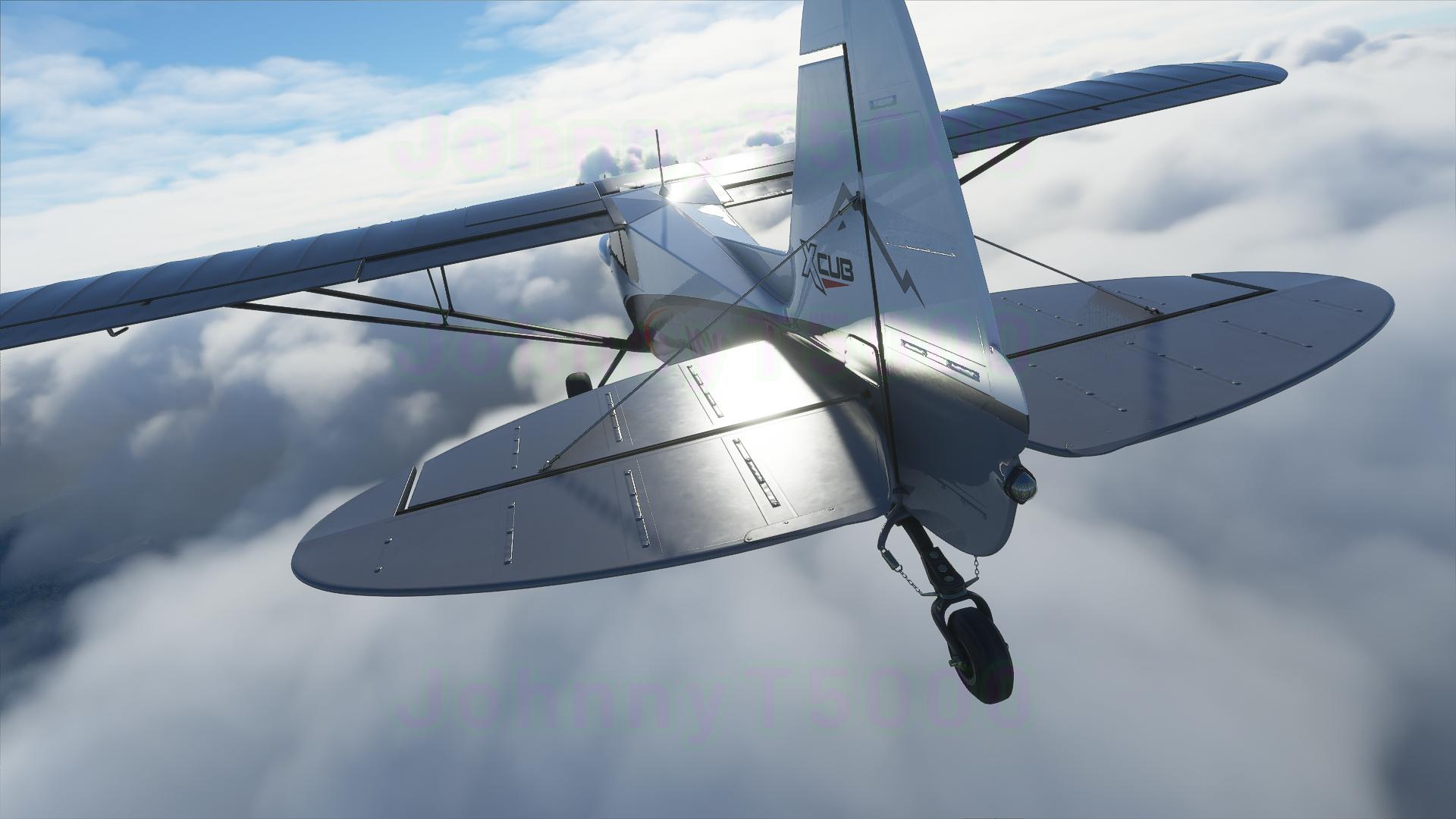 Bush Flying Idaho LEG 3