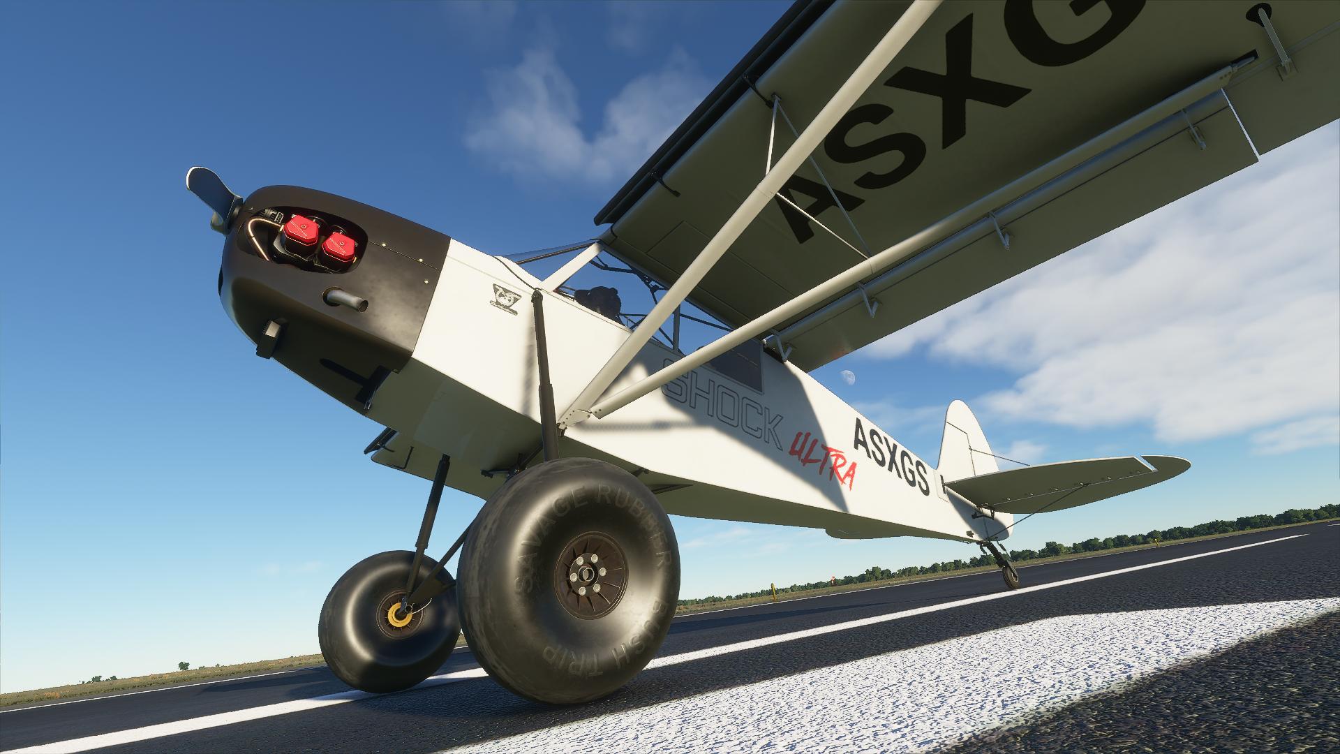 Bush Flying Idaho LEG 5
