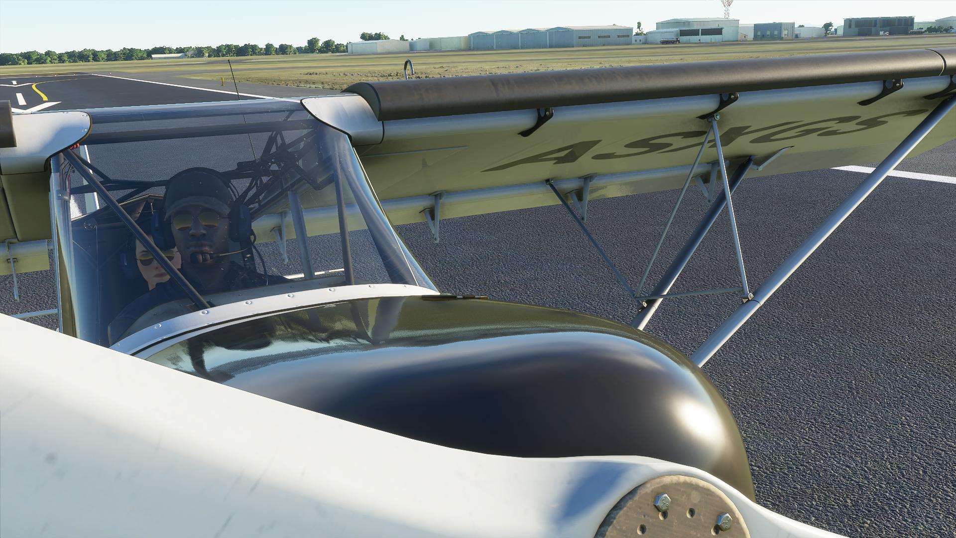 Bush Flying Idaho LEG 4