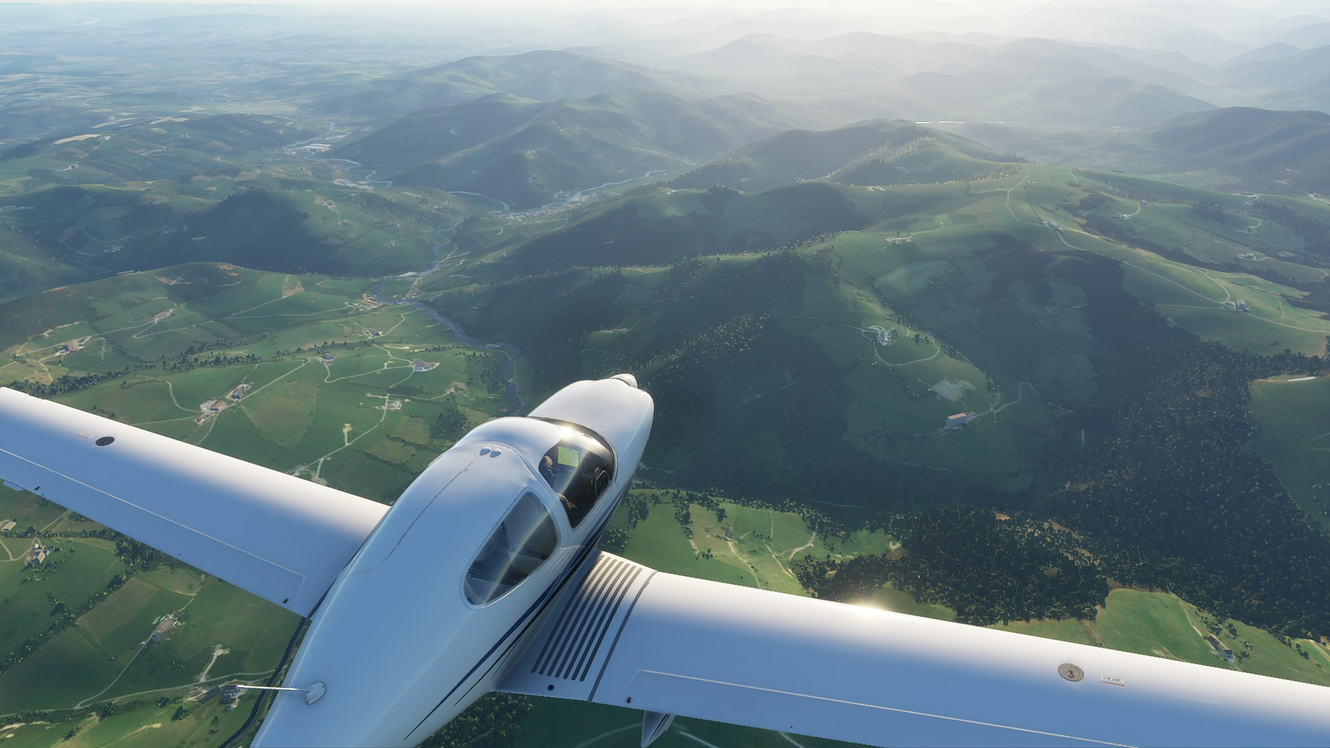 Microsoft Flight Simulator Development Update, 24 de septiembre