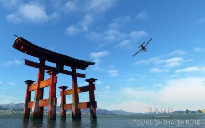 Anunciada la primera actualización del mundo para Microsoft Flight Simulator. Japón