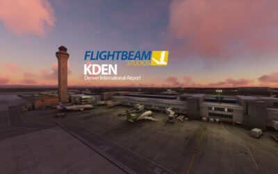 Review: Flightbeam Denver Int. para Microsoft Flight Simulator