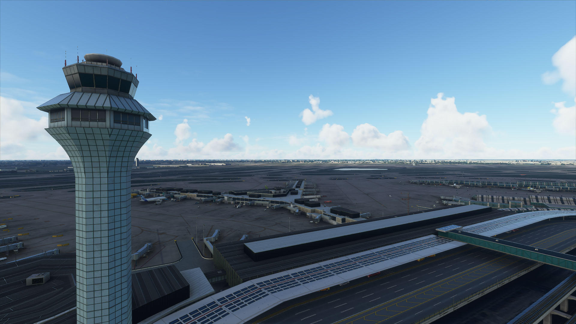 Review: FSDreamteam Chicago-O'Hare Airport para Microsoft Flight Simulator