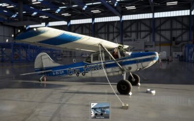 BlackBox Simulations Cessna L-19 Bird Dog en FS 2020