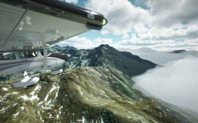 Microsoft Flight Simulator Development Update, 10 de septiembre