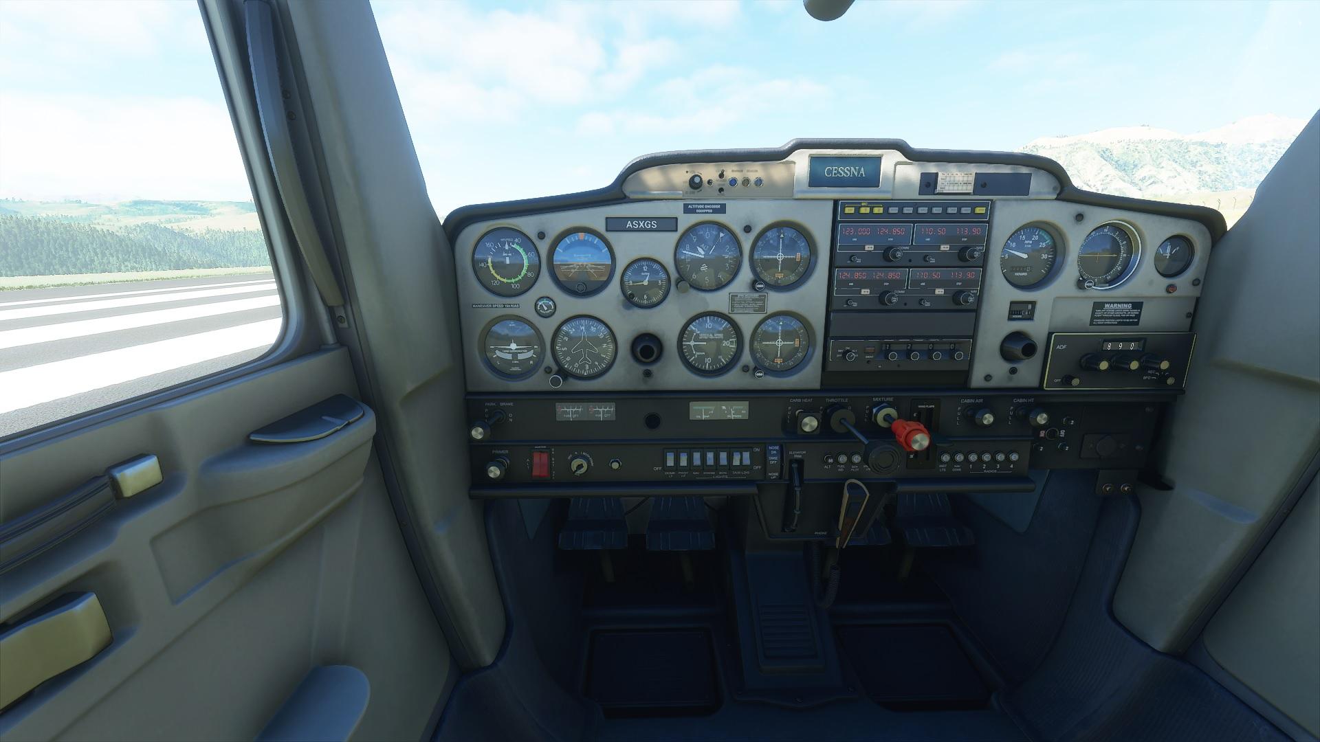 ¡Nuevo proyecto! contrucción de cabina simulación aérea