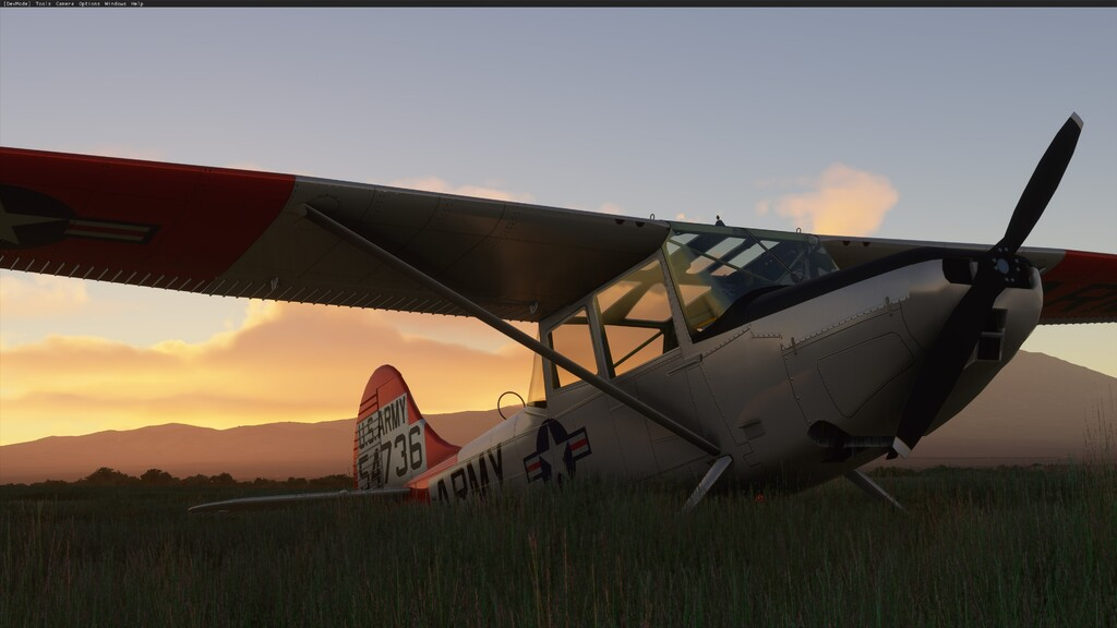 "Review: Cessna L19 ""Bird Dog"" de BlackBox Simulation para Microsoft Flight Simulator"
