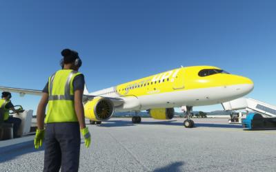Esta Aerolínea Virtual ¡No para de crecer!
