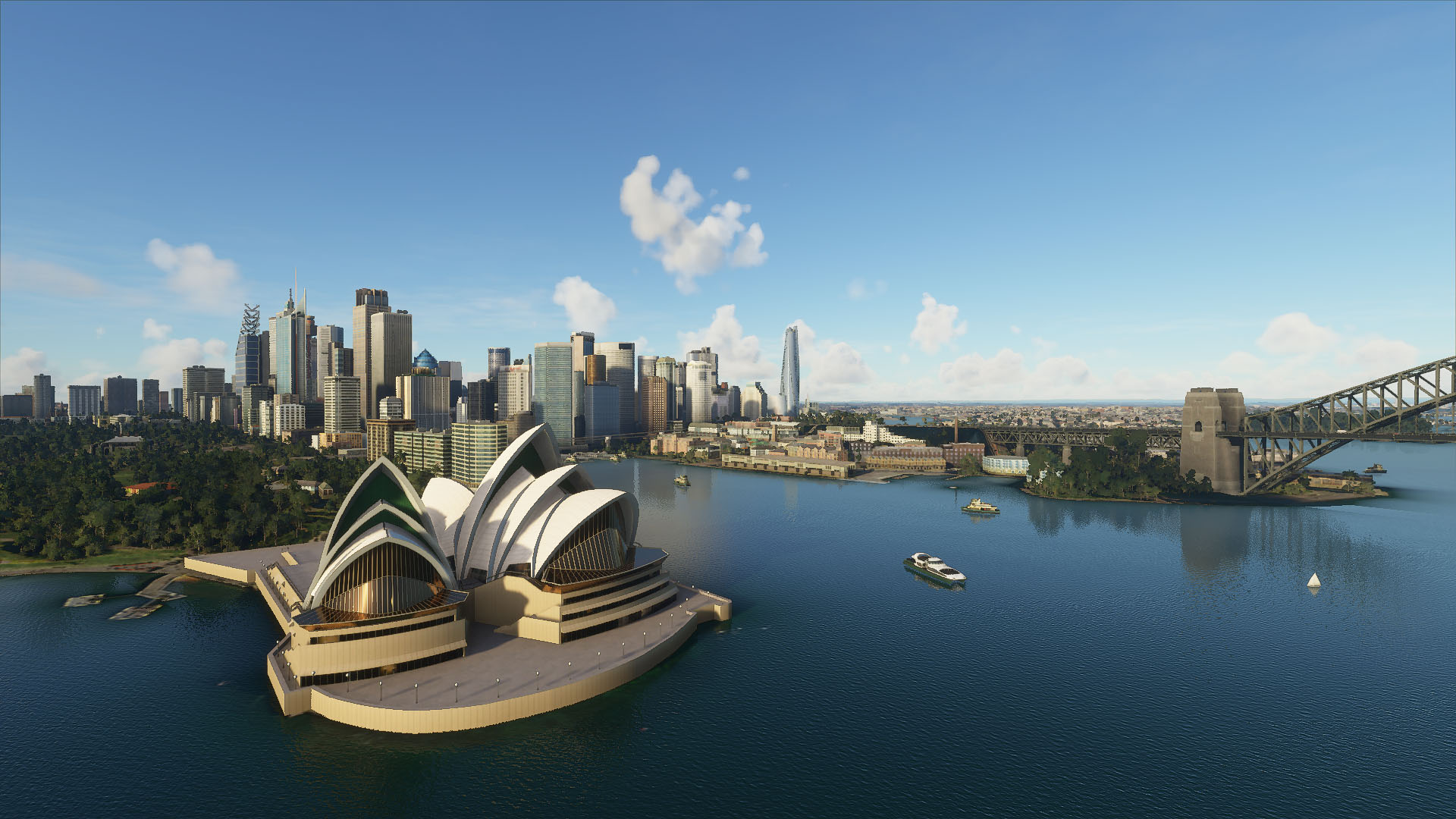 ORBX Cityscape Sydney para Microsoft Flight Simulator