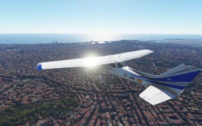 Peso y centrado de una aeronave
