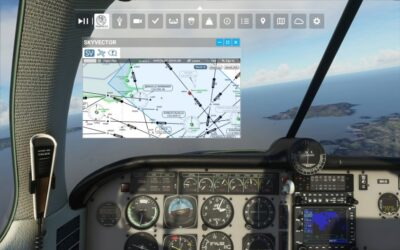 Mod para cargar SkyVector en Microsoft Flight Simulator