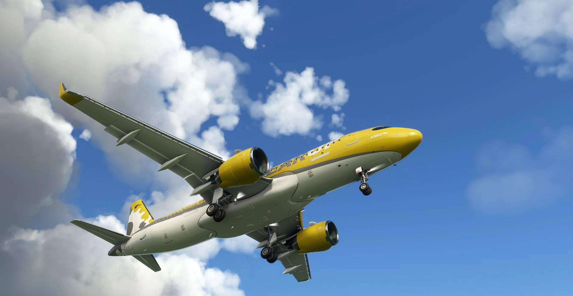 Solución al problema con el piloto automático mod A32NX FlyByWire