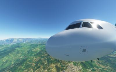 Actualizando Aerolínea Virtual