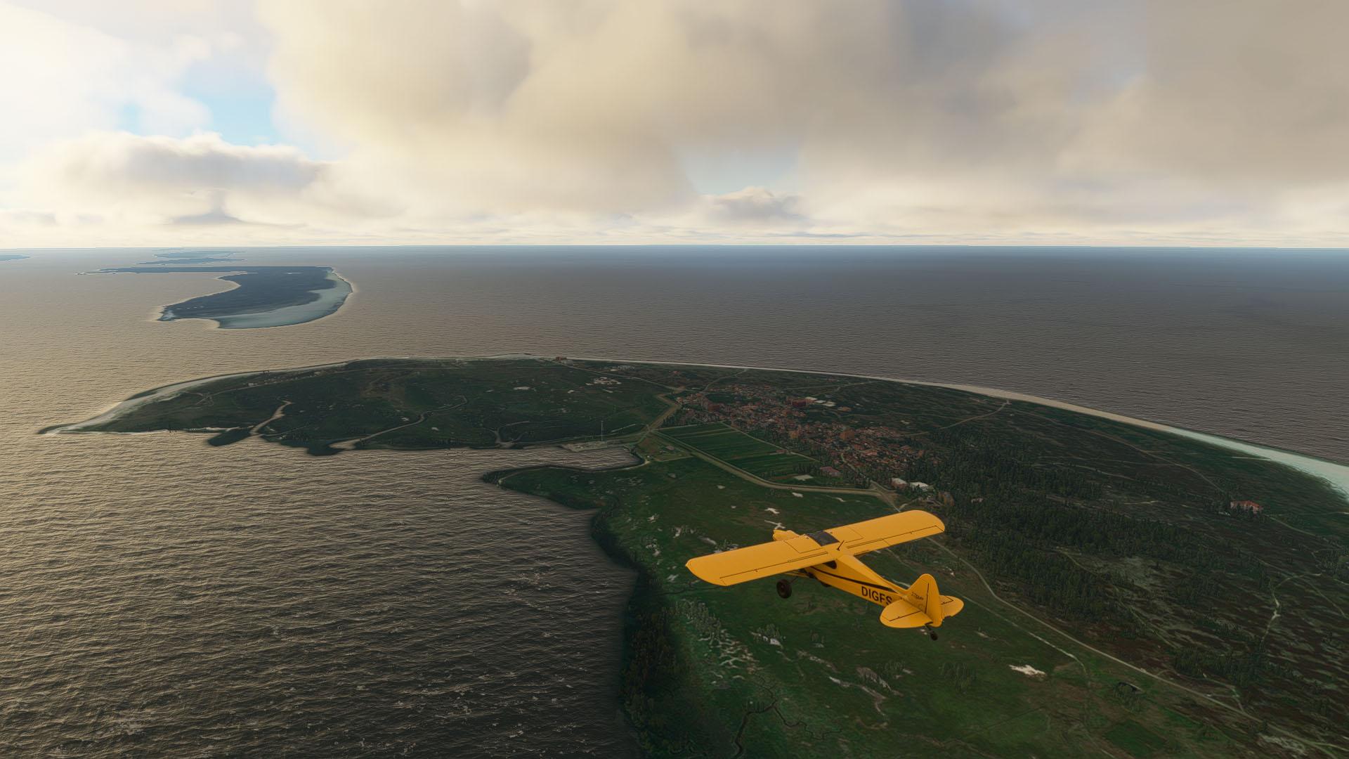 Aerosoft Airfields East Frisian Islands para Microsoft Flight Simulator
