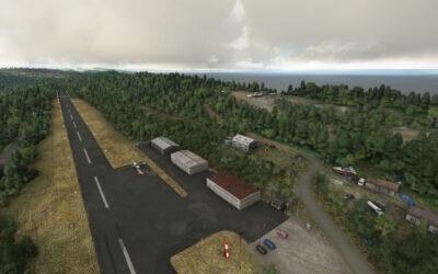 Terrapearl Studios, Sekiu Airport para Microsoft Flight Simulator