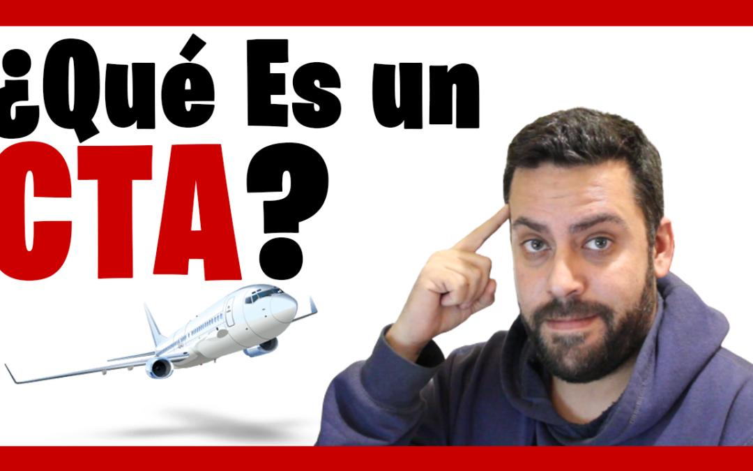 ¿Qué Es el CTA en Aviación? 👨🎓