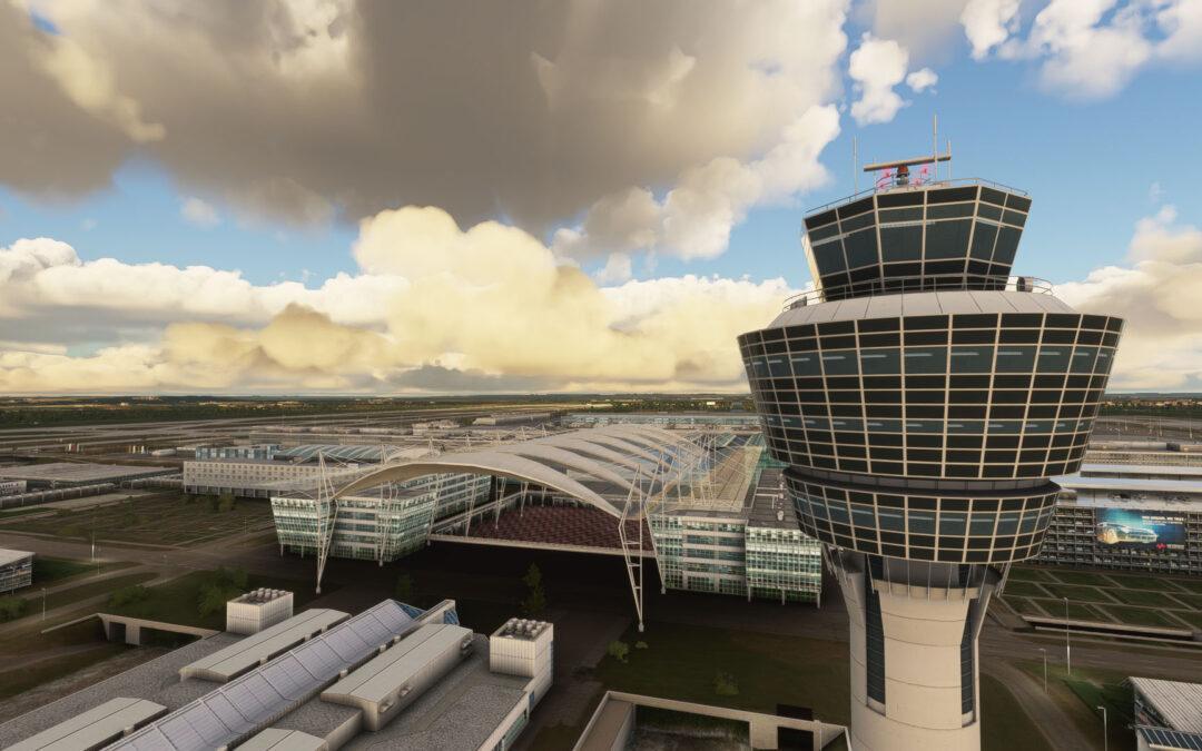 Aerosoft Sim-wings Munich para Microsoft Flight Simulator