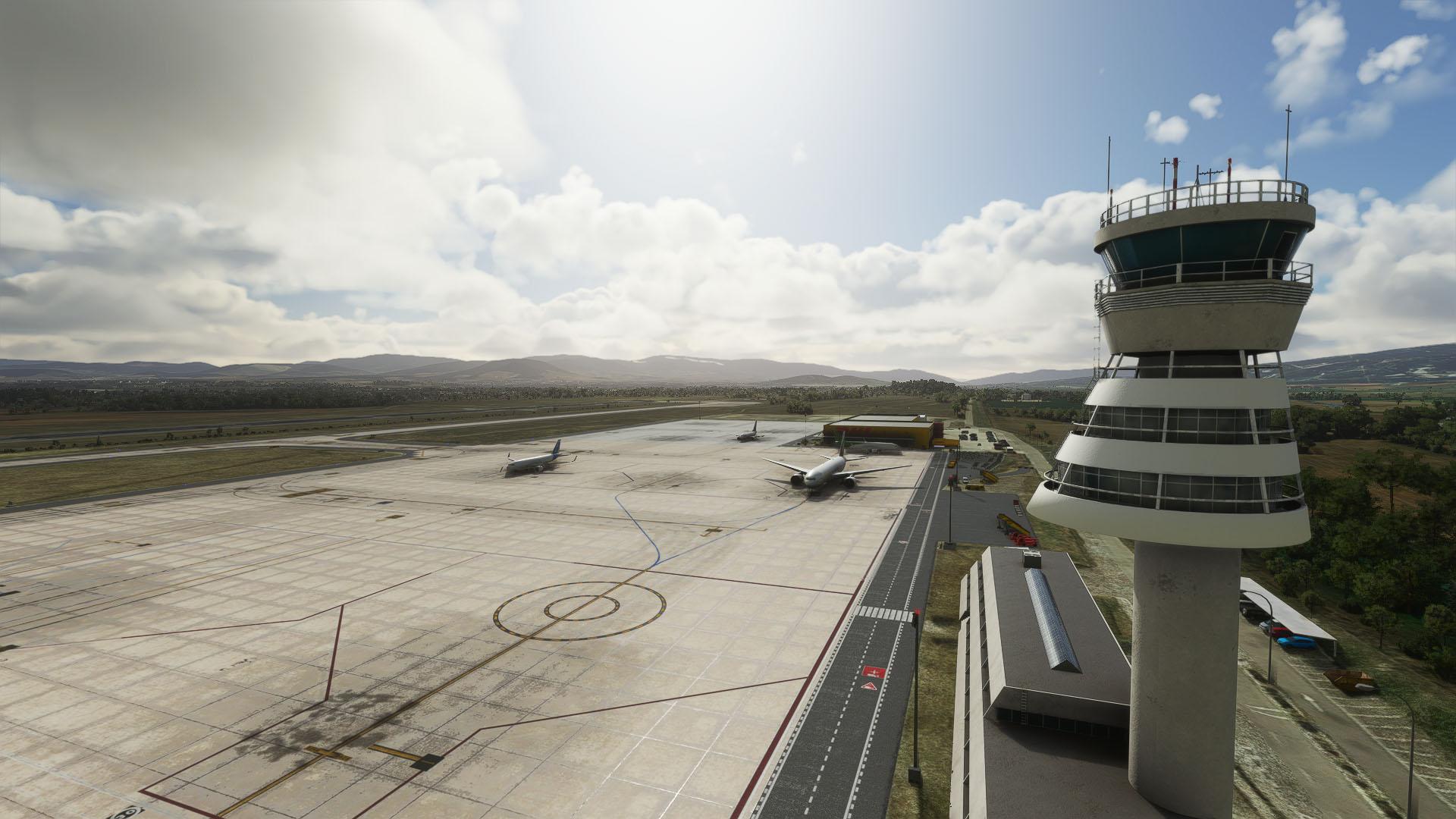 Aerosoft Vitoria-Foronda para MSFS
