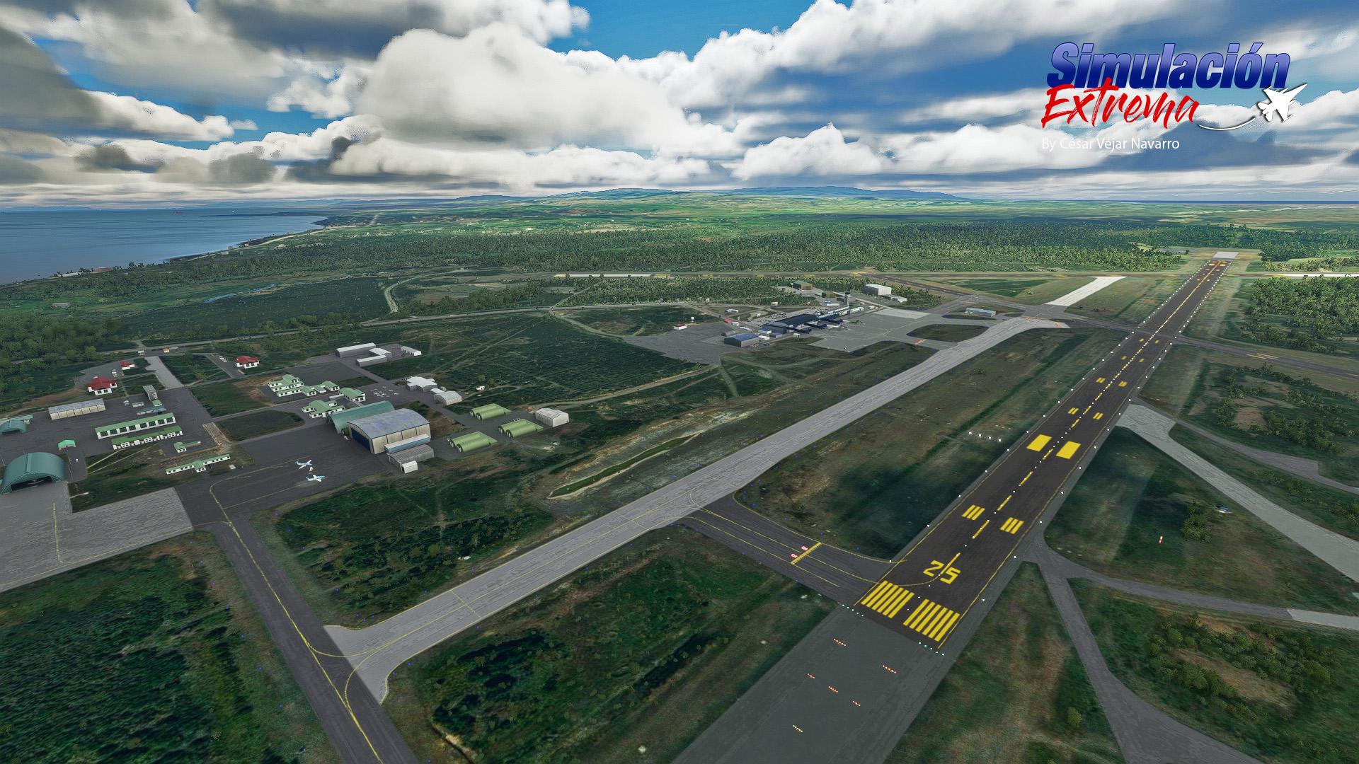 Escenarios de Simulación Extrema para Microsoft Flight Simulator