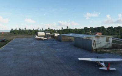 FSDreamTeam Quiberon para Microsoft Flight Simulator