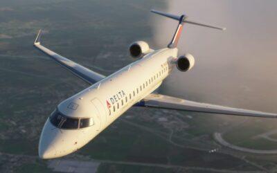 Aerosoft CRJ para Microsoft Flight Simulator