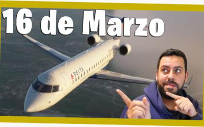 CRJ de Aerosoft Disponible el 16 de Marzo