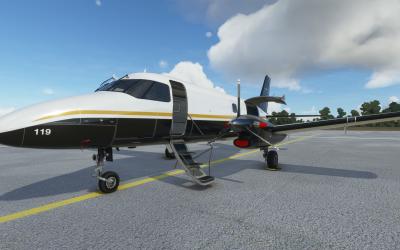 Embraer E-110 Bandeirante de NextGen