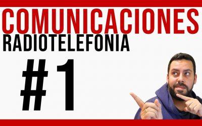1- Introducción Radiotelefonía y Técnicas al Micrófono