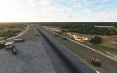 SimWorksStudios Okavango Delta para Microsoft Flight Simulator
