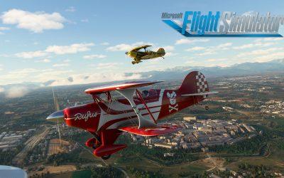 Microsoft Flight Simulator Xbox versión el 27 de julio
