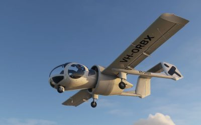 ORBX Edgley Optica para Microsoft Flight Simulator