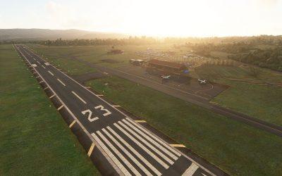 Terrapearl Studios, Molokai Airport para MSFS