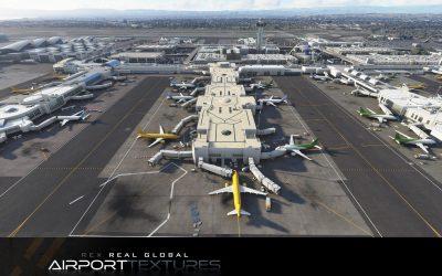 REX Real Global Airport Textures para Microsoft Flight Simulator