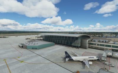 LHSimulations Budapest Airport para Microsoft Flight Simulator