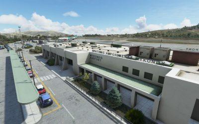 Aerosoft Mykonos Airport para Microsoft Flight Simulator