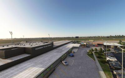 ORBX YMEN Essendon Airport para MSFS