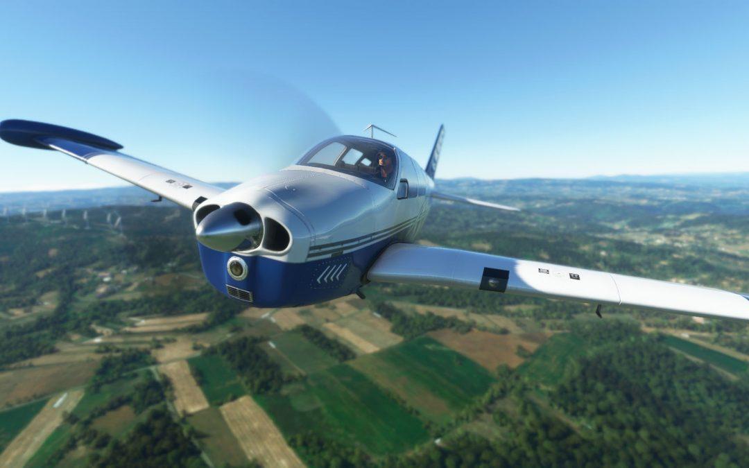 BRSimDesigns Debonair 35 para Microsoft Flight Simulator