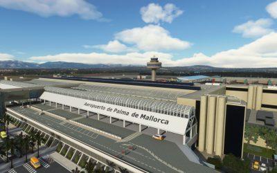 Just Flight Palma de Mallorca para Microsoft Flight Simulator